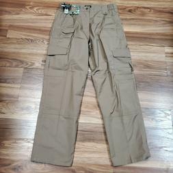 CQR Men's 34 x 32  Tactical Pants Assault Cargo coyote DUR