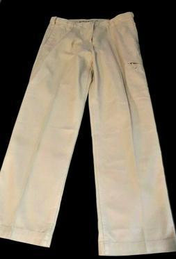 Mens DOCKERS 36 x 34 Beige Pacific Comfort Waist Cargo Pants