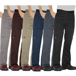 Mens DICKIES 85283 Loose Fit Double Knee Work Uniform Pants