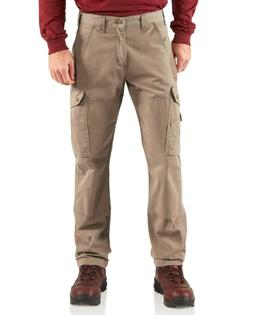 Carhartt Mens B342 Relaxed Fit Ripstop Cargo Work Pants 31 x