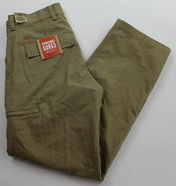 Dockers Mens Beige Size 30 30 Classic Fit D3 Crossover Cargo