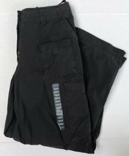 Old Navy Men's Cargo Pants Size 31x30 Navy Blue 7 Pockets