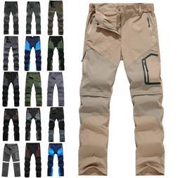 Mens Combat Army Trouser Cargo Elastic Waist Bottom Pockets