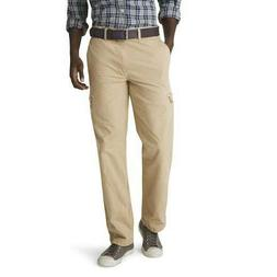 DOCKERS Mens Crossover D3 Classic Fit Cotton Cargo PANTS W