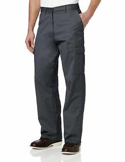 Dickies Mens Gray Size 33X32 Loose Fit Cargo Twill Workwear