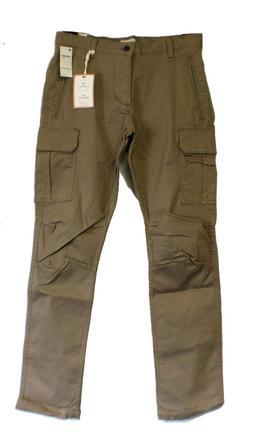 Dockers Mens Khaki Cargo Pant - Size 34 X 32