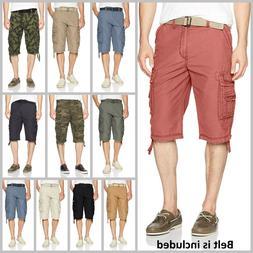 Mens Messenger Shorts Casual Pants Cargo Shorts 36 32 30 40
