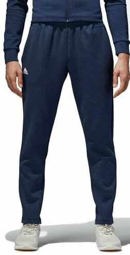 adidas Mens Navy Athletics ID Stadium Pants/Joggers - Size: