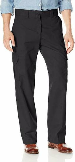 mens pants flex regular fit straight leg