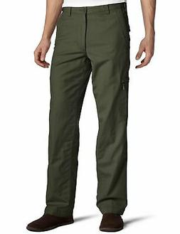 Dockers Mens Pants Green Size 36X30 Cargo Classic-Fit Comfor