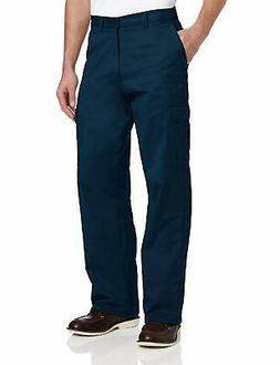 Dickies Mens Pants Navy Blue Size 36x32 Straight Leg Cargo C