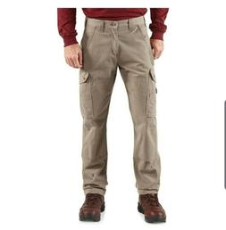 Carhartt Mens Size 30 X 32 Relaxed Fit Force Ripstop Cargo W