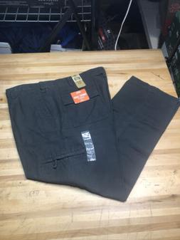 Dockers Mens Size 34x30 Dark Gray Classic Fit Comfort Cargo