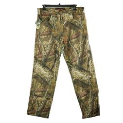 Tallwoods Mens Size 36x32 Mossy Oak Camouflage Cargo Pants H