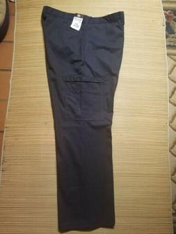 DICKIES Mens WP595 Regular Fit Straight Leg Cargo Pants DARK
