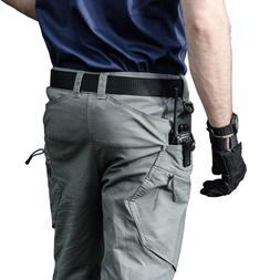 Military Army Pants Men's Urban Tactical Clothing Combat Tro