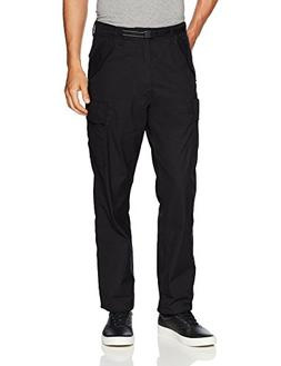 Levi's Men's Military Banded Carrier Cargo Pant, Black/Poly
