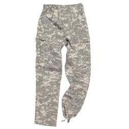 Military BDU Pants - Army Cargo Fatigue SWATS Camouflage Cam
