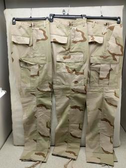 Military Mens Cargo Camo Army Pants Combat Desert Camoflage