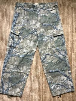 Mothwing Camo Cargo Pants XL Mens Hunting Fishing NWOT