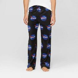 NASA Men's Logo Novelty Pajama Set, T-shirt and Pants, XL, W