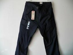New Levis 33x30 Nightwatch Blue Military Carrier Cargo Pants