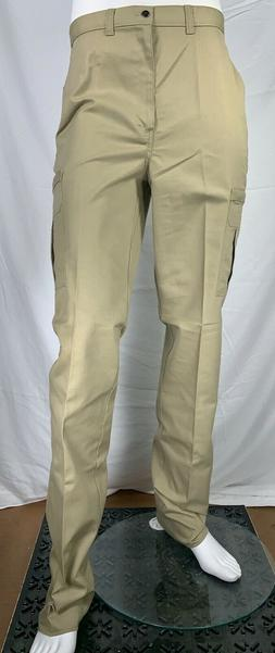 "NEW Dickies® Big & Tall Cargo Pants - 37""L  - Khaki"