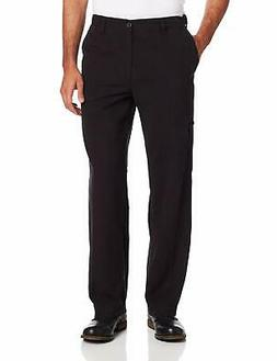 Dockers NEW Black Mens Size 34X30 Classic- Fit Zip-Fly Cargo