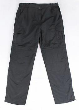 Jessie Kidden NEW Black Straight-Leg Mens Size Large L Cargo