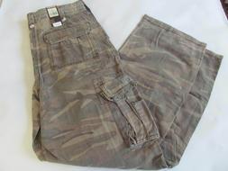 Unionbay New Boys Cargo Pants Cotton Camo Camouflage Size 20