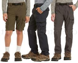 NEW BOYS YOUTH UNIONBAY CONVERTIBLE CARGO PANT! CONVERTS TO