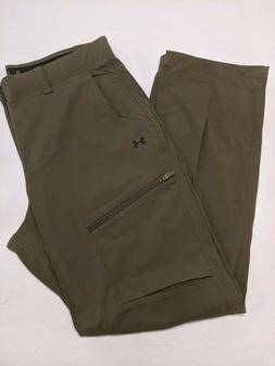Under Armour New Canyon Cargo Pants Men's Size 34/32 1352692