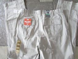 NEW DOCKERS COMFORT CARGO PANTS CLASSIC FIT MENS 34X34 KHAKI