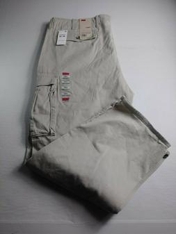 new levi s mens khaki cargo pants