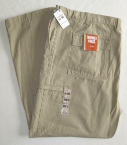 New Men's Dockers Big & Tall Comfort Cargo Pants - Khaki - 5