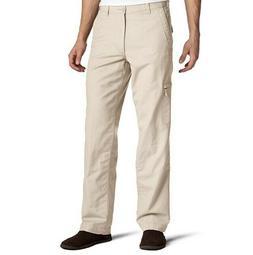 *NEW* Dockers Men's Comfort Cargo D3 Classic-Fit Flat-Front