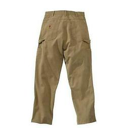New Carhartt Men's Loose Fit Five Pocket Canvas Carpenter Pa
