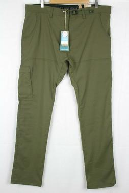 New Prana Men's Stretch Zion Straight Leg Pants 38 x 34 Carg