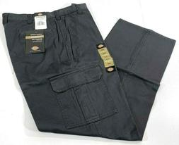 NEW MENS DICKIES LOOSE FIT STRAIGHT LEG CARGO PANTS 23214 CH