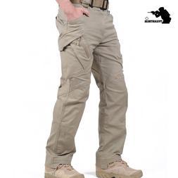 New Mens Tactical <font><b>Pants</b></font> Multiple Pocket