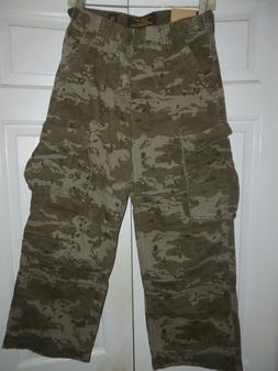 NEW Tag Old Navy Surplus Company Boys 12 Cargo Pants Militar