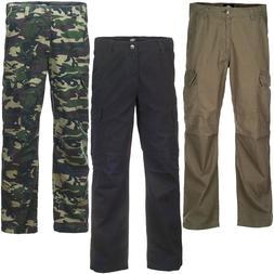 Dickies New York Combat Pant Herren-Stoffhose Cargohose Seit