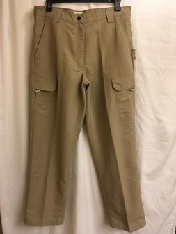 NWT, Wrangler Authentics, size 42 x 30, men's Premium tan ny