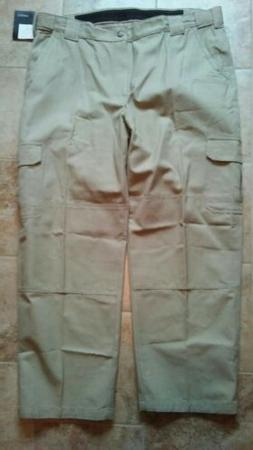 NWT! Dickies Big and Tall Men's Size 48X34 Tactical Cargo  K