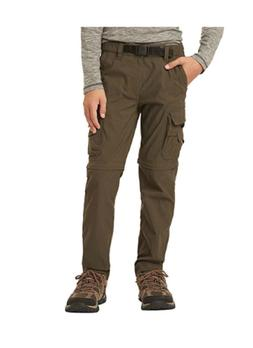 NWT BOYS YOUTH UNIONBAY CONVERTIBLE Cargo Pants Converts to