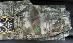 NWT BRAND Mens Realtree Cargo Denim MAX-1 XT Hunting Pants L