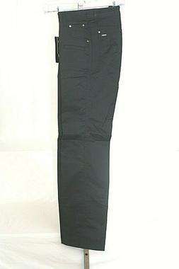 NWT CQR Women's  Flex Stretch Tactical Cargo Pants- Black Sz