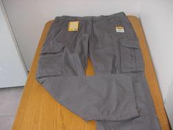 NWT MEN'S 40x32 RELAXED FIT FORCE TAPPEN CARGO CARHARTT PANT