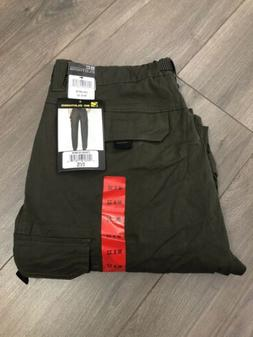 NWT BC Clothing Men's Convertible Pants Shorts Stretch Cargo