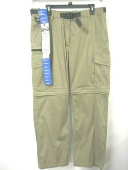 NWT BC Clothing Men's Convertible Stretch Cargo Hiking Activ